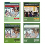 کتابهای آموزش زبان فرانسوی Comprehension Orale