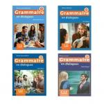 کتابهای آموزش زبان فرانسوی Grammaire En Dialogues