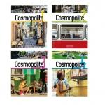 کتابهای آموزش زبان فرانسه Cosmopolite