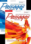 کتابهای آموزش زبان انگلیسی Passages 3rd Edition