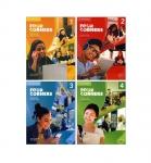 کتابهای آموزش زبان انگلیسی Four Corners