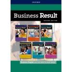 کتابهای Business Result Second Edition