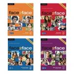 کتابهای آموزش زبان انگلیسی face 2 face Second Edition