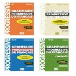 کتابهای آموزش زبان فرانسوی Grammaire progressive