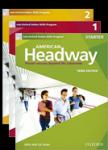 کتابهای آموزش زبان انگلیسی American Headway 3rd Edition
