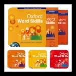 کتاب های آموزش لغات Oxford Word Skills
